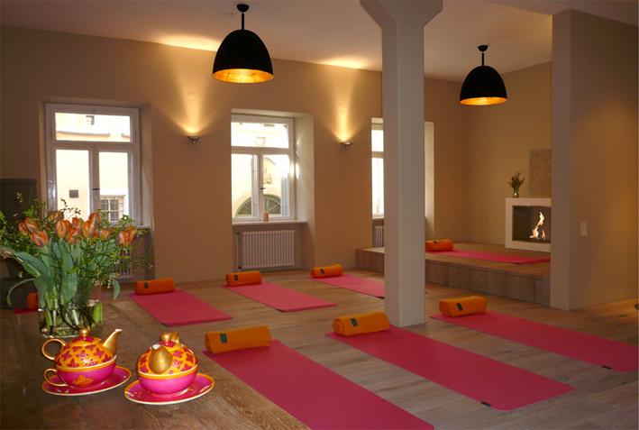 Yogaraum Niederburg Konradigasse Yoga Konstanz