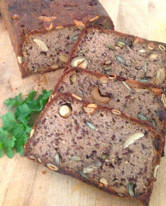 Life Changing Bread Buchweizen Rezept